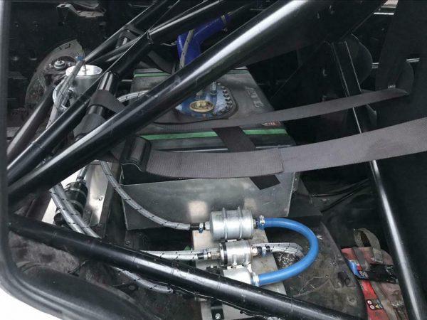 BMW E36 Wagon with a M60 V8