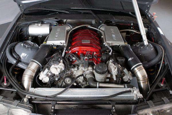 BMW E36 with a AMG V8