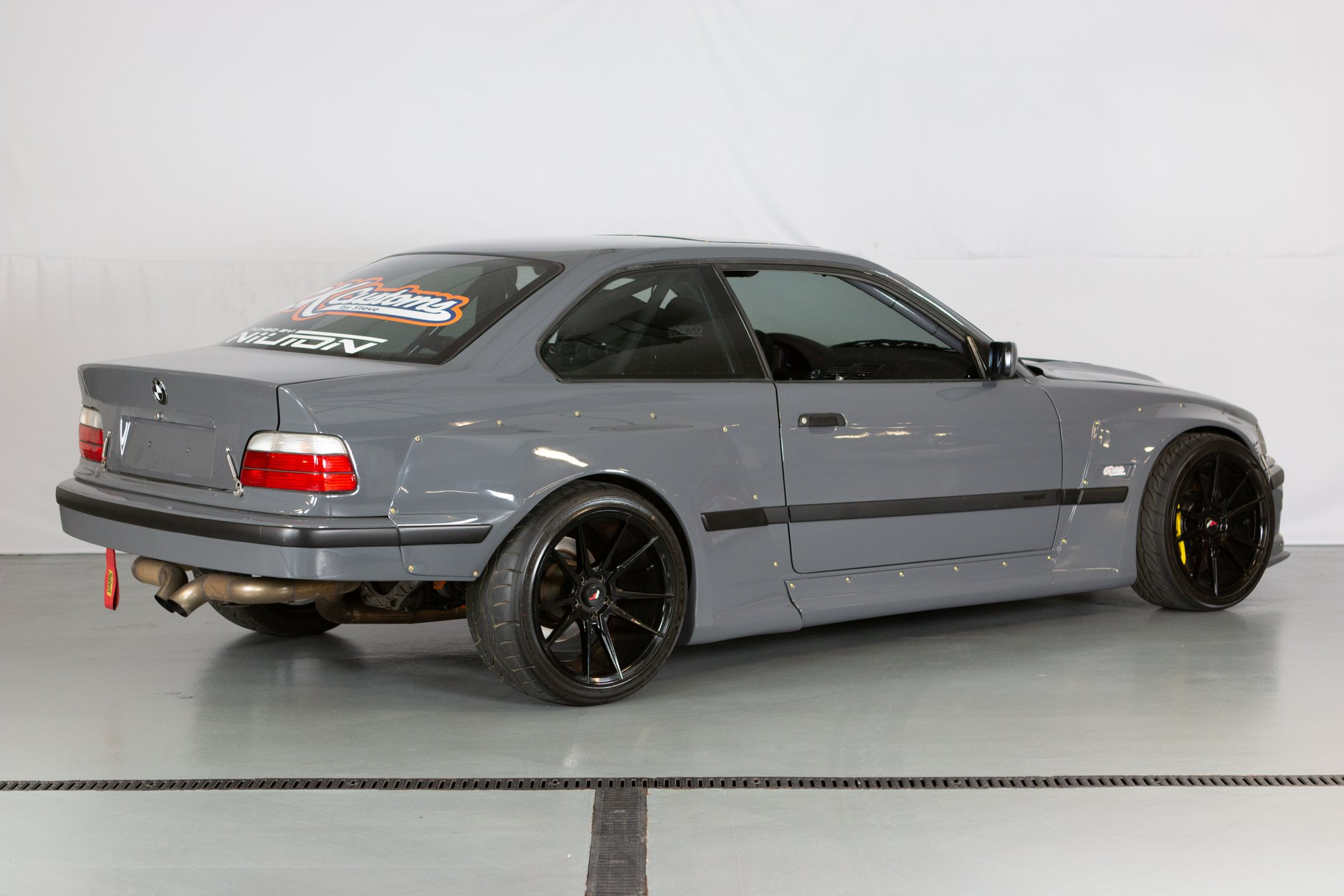For Sale Bmw E36 With An Amg V8 Engine Swap Depot