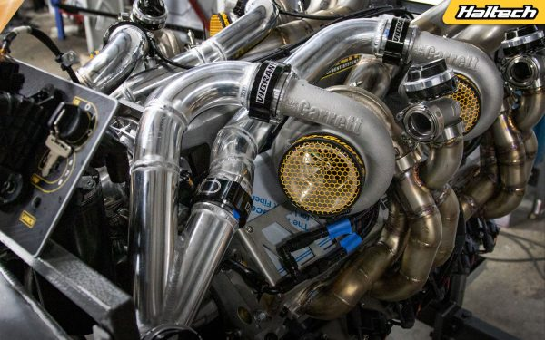 Haltech Quad-Turbo LSx V12