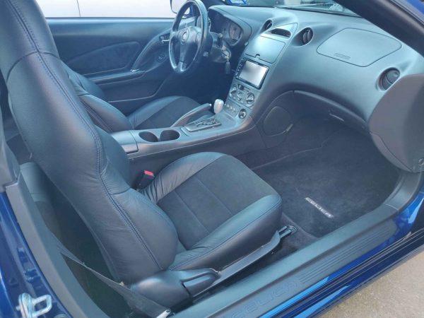 RWD 2003 Toyota Celica with a 3UZ V8