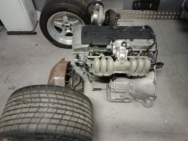 Ultima GTR with a turbo Barra inline-six