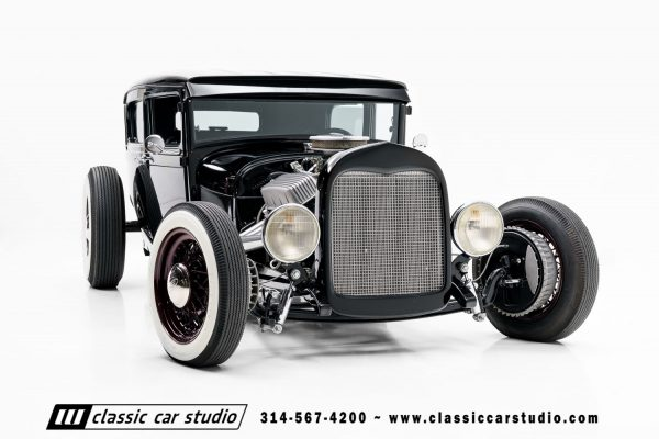 1928 Model A with a Chevy 454 V8
