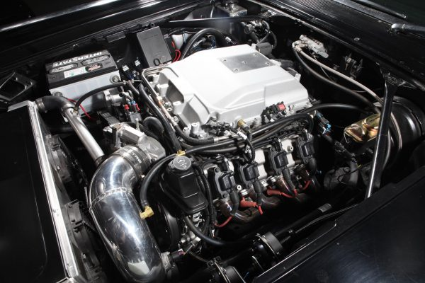 1965 Lincoln Continental with a Supercharged LSA V8