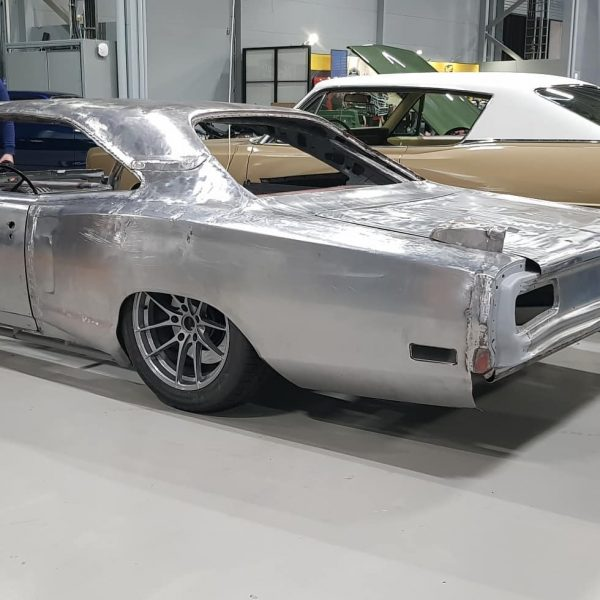 1970 Dodge Super Bee with a Supercharged Viper V10