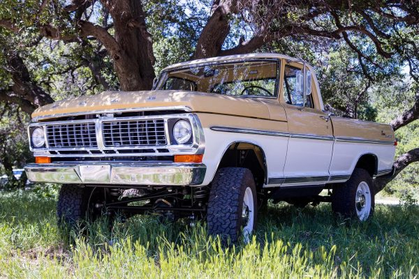 1970 Ford Ranger with a Coyote V8