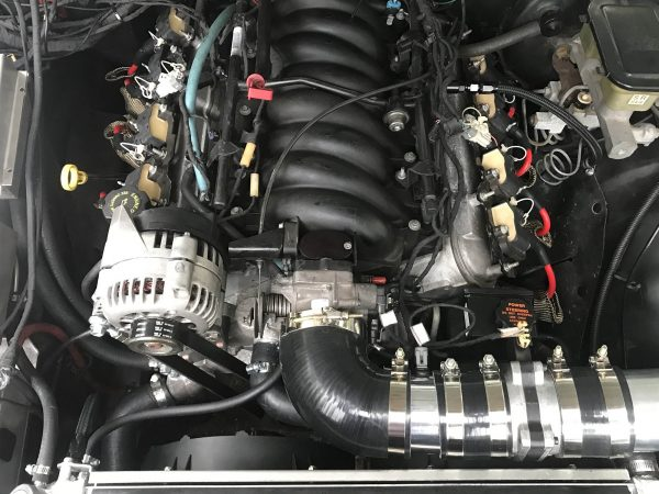 1989 Chevy S10 with a LS1 V8