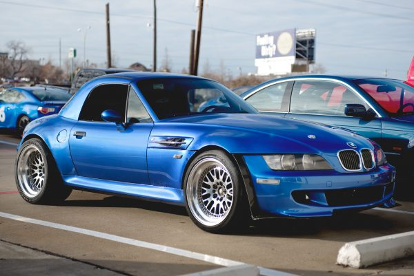2000 BMW M Roadster with a LS1 V8