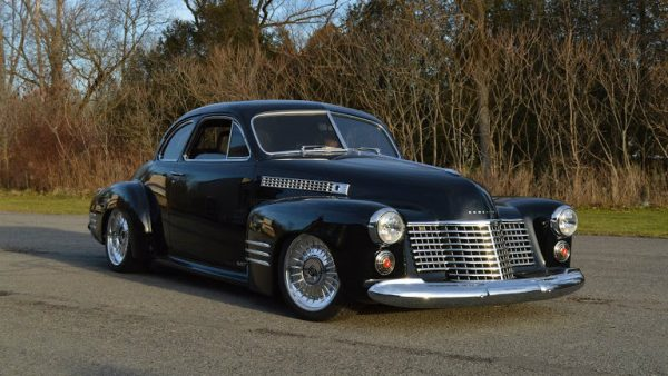 1941 Cadillac with a Supercharged Northstar V8