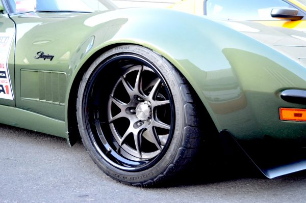 1970 Corvette with a LS6 V8