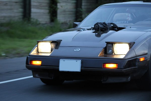 1985 Nissan 300ZX with a Supercharged 1UZ V8
