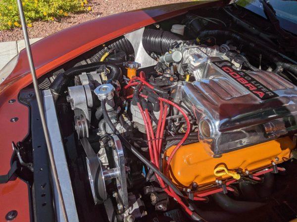 1990 Miata with a Ford 5.0 L V8
