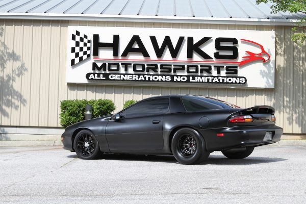 1999 Camaro with a Supercharged LSx V8