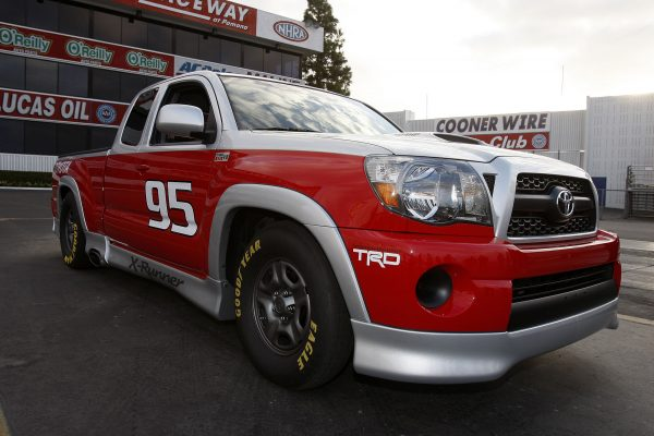 Tacoma X-Runner with a Supercharged 5.7 L 3UR V8