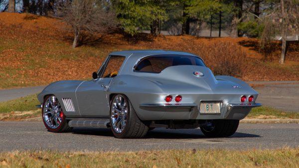 1967 Corvette with a LS3 V8
