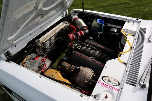 1980 International Harvester Scout II with a LS1 V8
