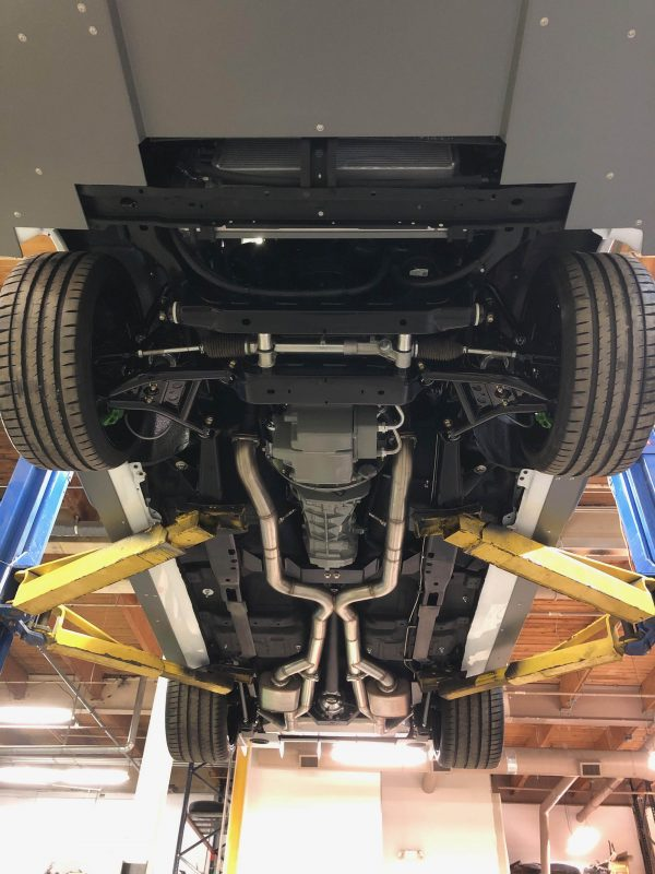 1980 Pontiac Firebird with a supercharged LT4 V8