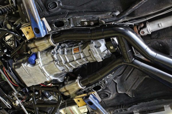 1988 Camaro with a LS7 V8