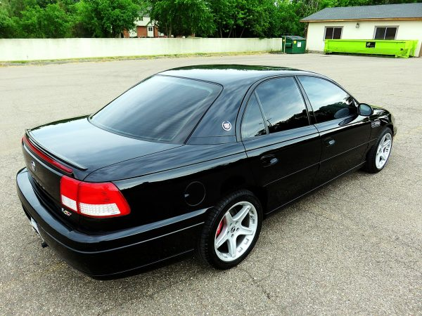 2001 Cadillac Catera with a 7.0L LSx V8