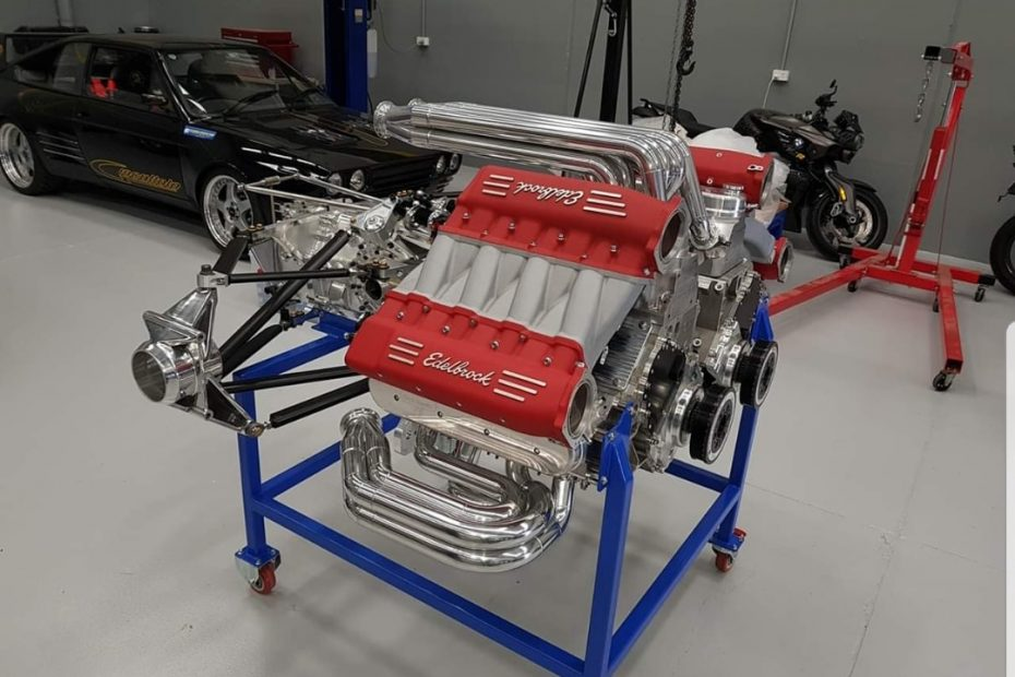 Side-By-Side LS7 Twin-Engine