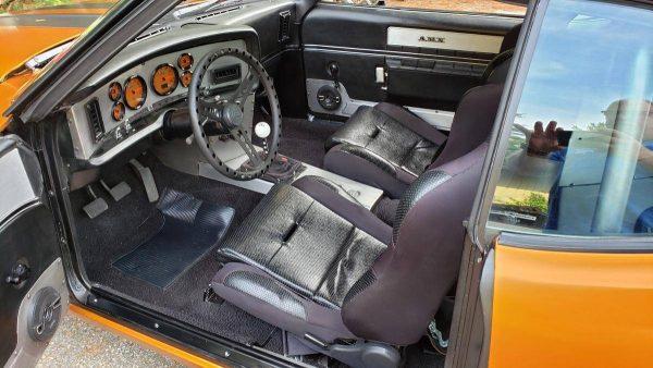 1973 AMC Javelin with a 6.2 L LSx V8