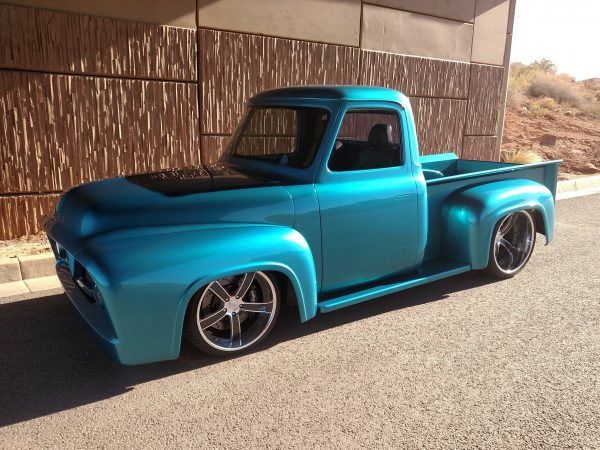 1954 Ford F-100 with a Supercharged LT4 V8
