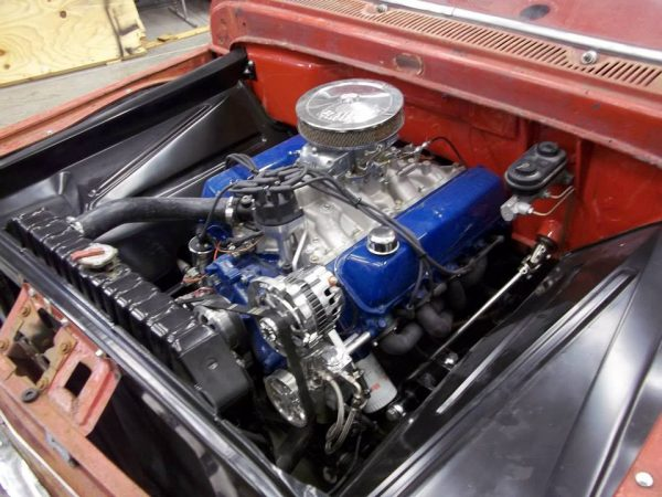 1965 Ford F-100 with a 460 ci V8