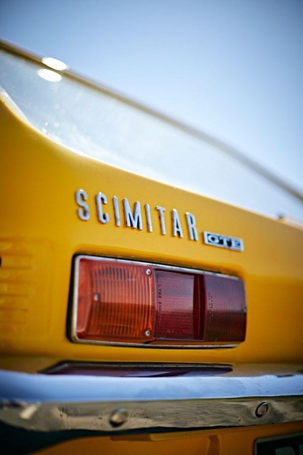 1971 Reliant Scimitar with a Cosworth V6