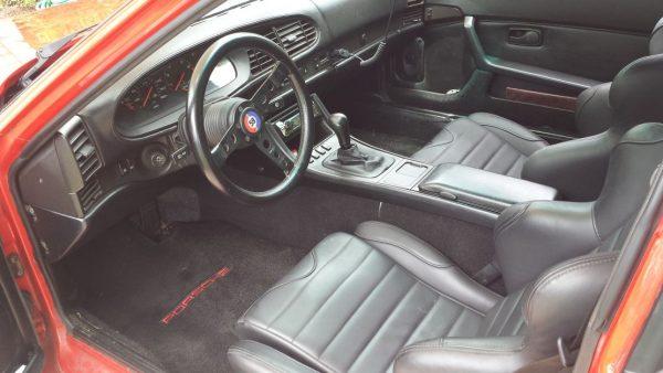 1987 Porsche 944 with a LS1 V8
