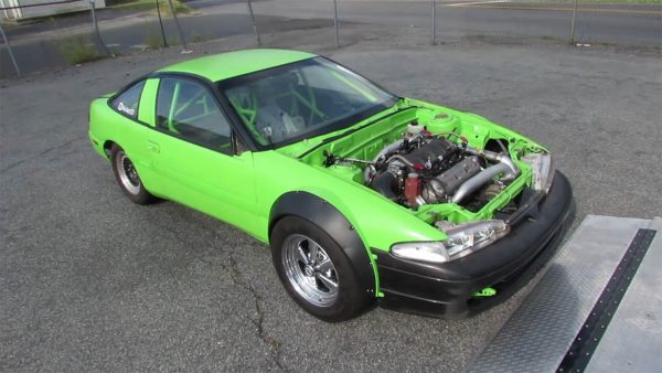 1992 Eagle Talon with a Turbo LS4 V8