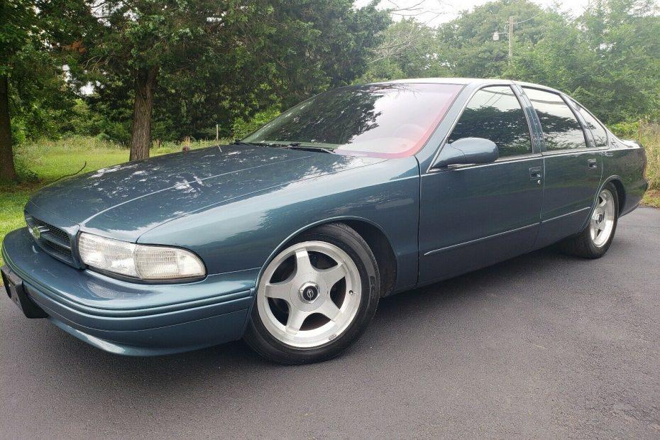 1995 Impala SS with a 5.3 L LSx V8