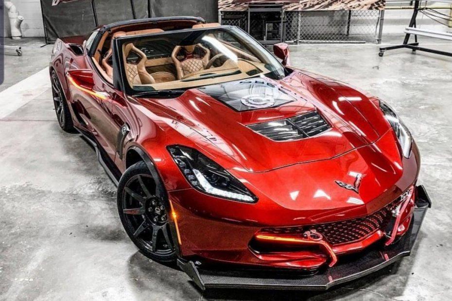 GXE Electric Corvette Grand Sport