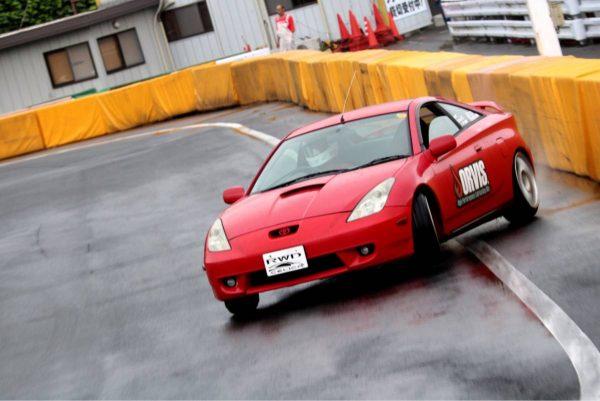 RWD 2001 Toyota Celica