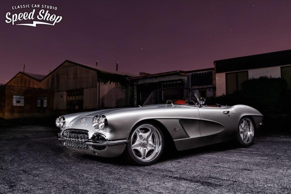 1962 Corvette with a LS3 V8