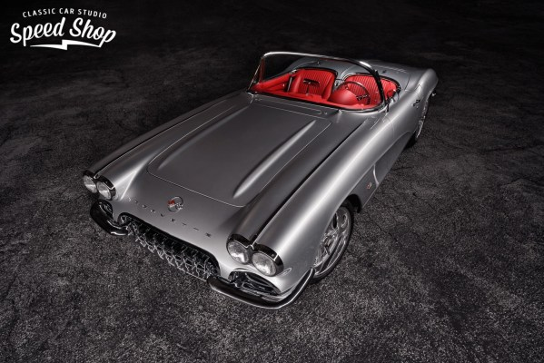 1962 Corvette with a LS3 V8