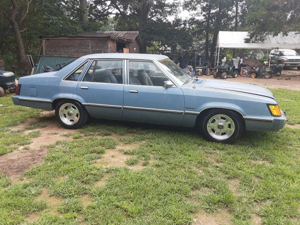 1984 Ford LTD with a 351W V8