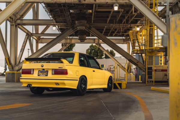 1989 BMW E30 M3 with a S50 Inline-Six