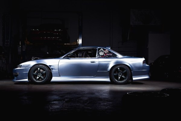 Nissan S14 Formula Drift with a LS7 V8