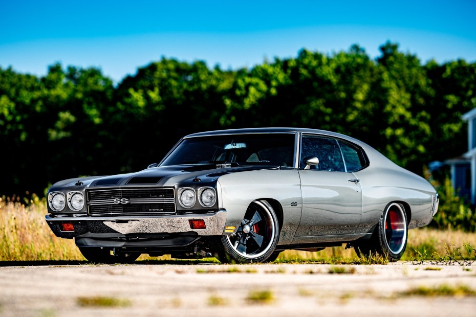 1970 Chevelle with a Supercharged LSX V8