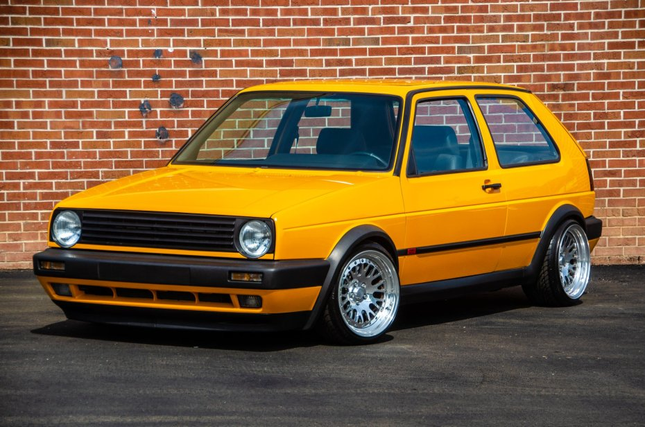 1992 VW Golf with a 3.2 L VR6