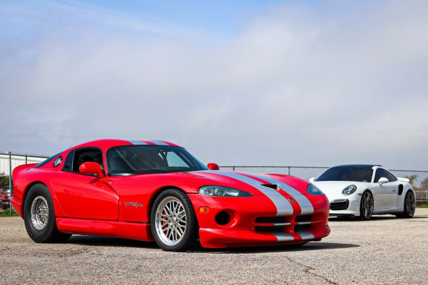 2001 Viper GTS with a Twin-Turbo Gen 5 V10