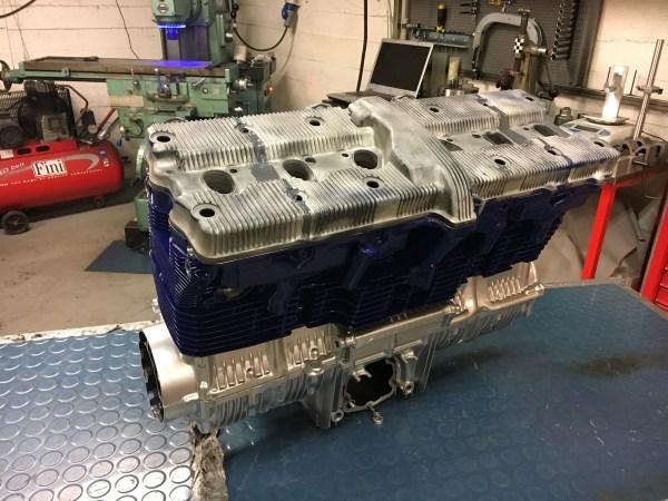 Bjørnar Eskedal custom 1700 cc inline-six