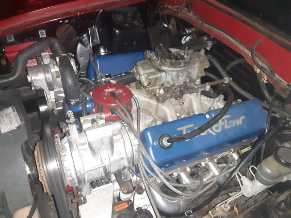 1992 Mustang LX with a stroked 393 ci V8