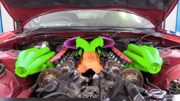 Toyota Supra with a Twin-Turbo 1GZ V12