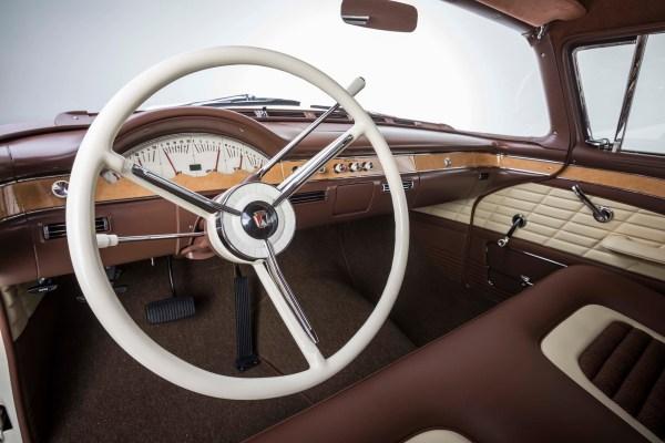1957 Ford Del Rio wagon with a 521 ci Boss Nine V8