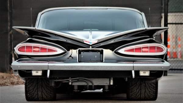 1959 Impala with a Supercharged 502 ci Big-Block V8