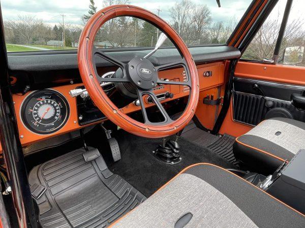 1977 Bronco with a LS3 V8