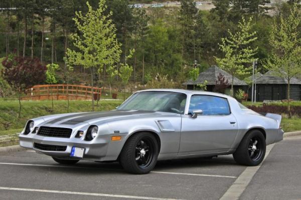 1978 Camaro with a LS7 V8