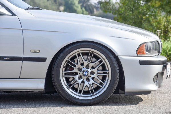 1999 BMW 540i wagon with a S62 V8