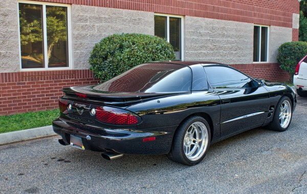 2000 Firebird Formula with a supercharged 346 ci LSx V8